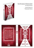 The Picture of Dorian Grey - Book Cover by theod-design