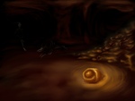 Cursed Caves and Golden Seed by XTKandChaosX