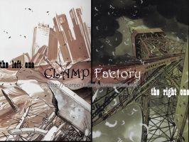 CLAMP-Factory Wallpie by Cairy