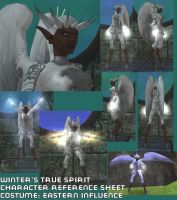 Winter's True Spirit ref by lethe-gray