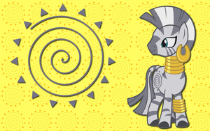 Zecora WP by AliceHumanSacrifice0