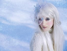 Snow queen by DarkVenusPersephonae