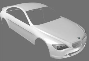 BMW 645 Coupe WIP by mmajestik