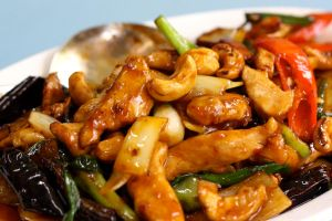 chicken with cashew nuts.. by jeffzz111