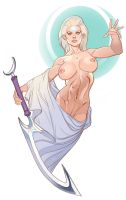 Diana commison by nunchaku
