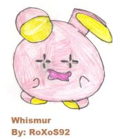 Whismur by RoXoS92