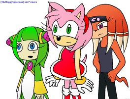 Cosmo, Amy and Shade by TheHappySpaceman01