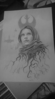 Rogue One WIP by PharmArtist