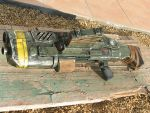 the Icarus gun by faustus70