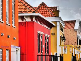 The colours of Curacao.,..,... by burcyna