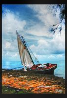 Abandoned Ship HDR by shuttermonkey
