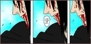 Meanest bastard ever?... by Blind-Itachi