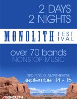 Monolith Festival Submission by ribcages