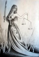Julia - The Scales of Justice by Crimnor