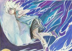 Killua by LucyHeartfilia17