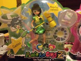 PPGZ Buttercup doll by crown1721
