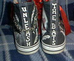My Chemical Romance shoes 3 by Gothic-Wolf