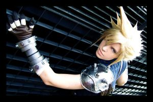 Cloud Strife: Soldier by chibinis-chan