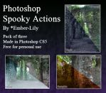 Photoshop Spooky Actions by Ember-Lily