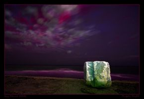Purple Night by Aderet