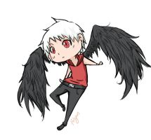Winged Prussia by fireykaigurl