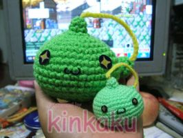 Maplestory : Slime by kinkaku