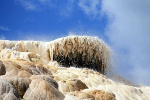 Thermal Waterfall by sugarcoat