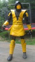 Mortal Kombat Scorpion Figure by Vash-15
