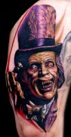 london after midnight tattoo by tat2istcecil