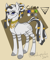 Cirice - Reference by Dendropsyche