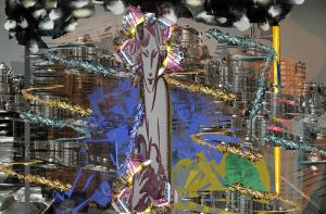 No Pity from the Queen of the Silver Chrome City by JMbucholtz