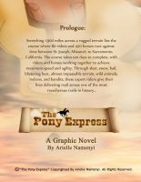 The Pony Express Prologue by AN-ChristianComics