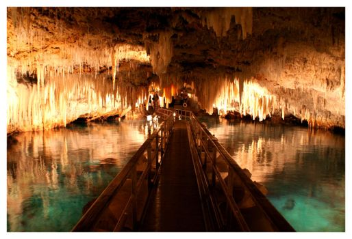 Crystal Cave by JessDismont