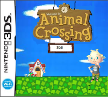 Animal Crossing 3ds by Wafflepal