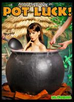 Pot Luck starring AnneHathaway by VooDooDoc