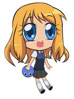Chibi Alice by Sakura-wind