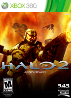 Halo 2: Anniversary Cover by iProtiige