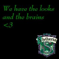 the looks and the brains by hylian-dragoness