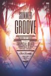 Summer Groove Flyer by styleWish