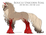 A058 // Foal Design by ApplesAppies