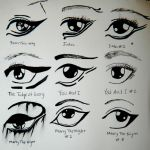Lady Gaga Eyes by crane14
