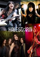 HALESTORM by Willow-Draven
