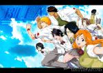 Bleach School Group Complete by TheNotoriousGAB