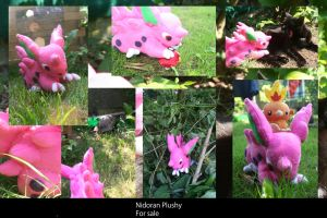 For sale Male nidoran by Ymia-the-cheetah