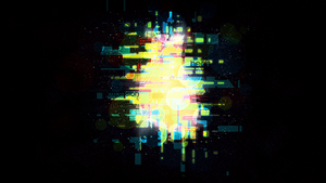 Love Heart Colours Explosion by LETSOC