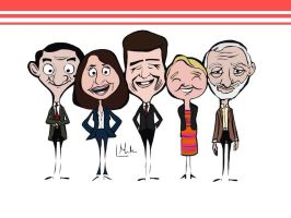 Labour Leadership Elections/Mr Bean by TheMooken