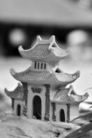 Little Temple by drewhoshkiw