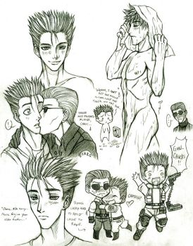 Cristopher Collage by Resident-evil-STARS