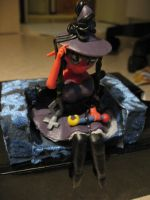 Anime witch by ChibiLinda