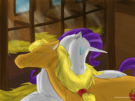 Sunlit Stables by DrGaster